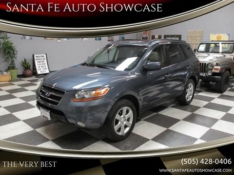2008 Hyundai Santa Fe for sale at Santa Fe Auto Showcase in Santa Fe NM