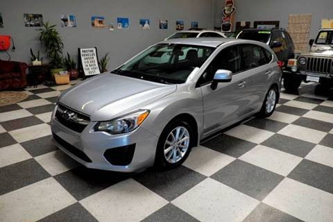 2012 Subaru Impreza for sale at Santa Fe Auto Showcase in Santa Fe NM