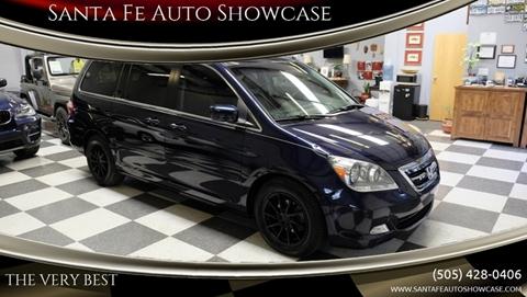 2006 Honda Odyssey for sale at Santa Fe Auto Showcase in Santa Fe NM