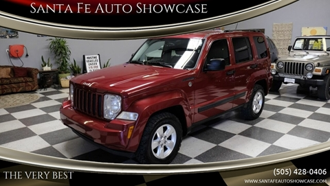 2012 Jeep Liberty for sale in Santa Fe, NM