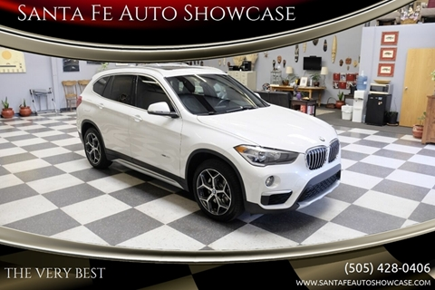 2018 BMW X1 for sale at Santa Fe Auto Showcase in Santa Fe NM