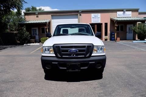 2010 Ford Ranger for sale at Santa Fe Auto Showcase in Santa Fe NM