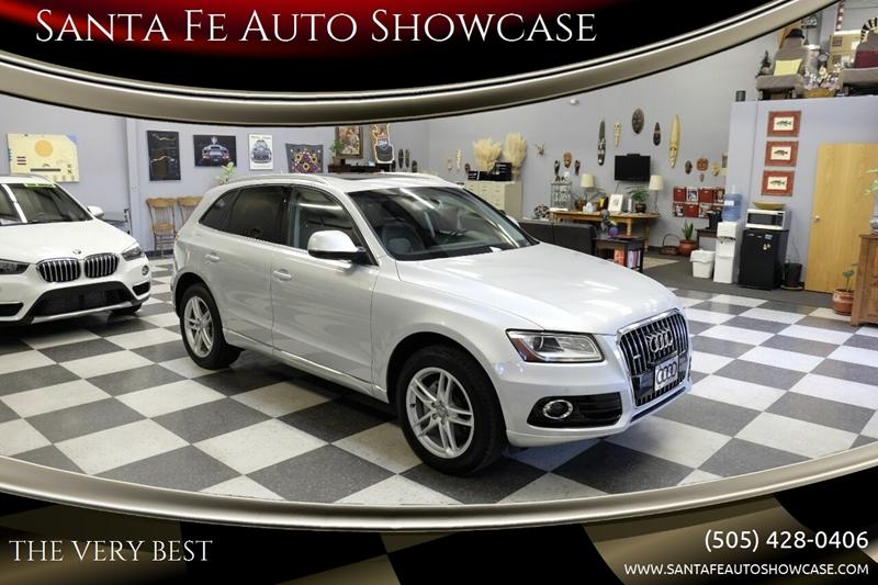 2014 Audi Q5 for sale at Santa Fe Auto Showcase in Santa Fe NM