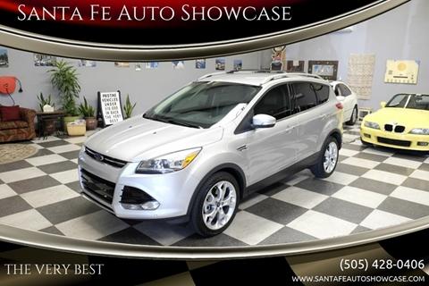 2016 Ford Escape for sale at Santa Fe Auto Showcase in Santa Fe NM
