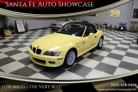 2001 BMW Z3 for sale at Santa Fe Auto Showcase in Santa Fe NM