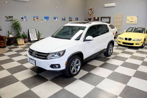 2017 Volkswagen Tiguan for sale at Santa Fe Auto Showcase in Santa Fe NM