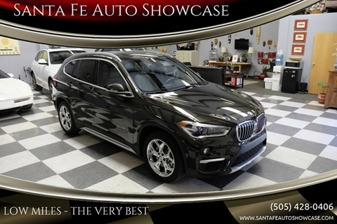 2016 BMW X1 for sale at Santa Fe Auto Showcase in Santa Fe NM