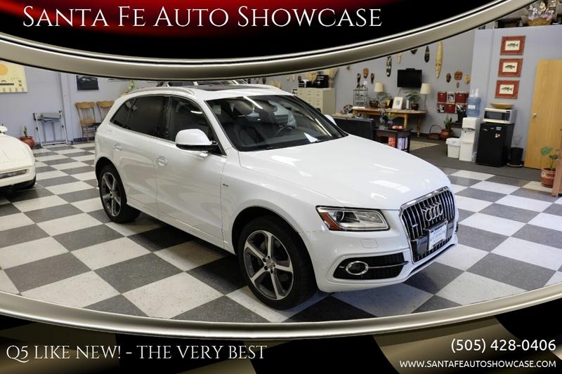 2017 Audi Q5 for sale at Santa Fe Auto Showcase in Santa Fe NM