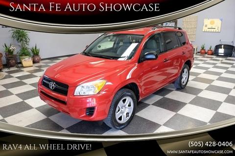 2012 Toyota RAV4 for sale at Santa Fe Auto Showcase in Santa Fe NM
