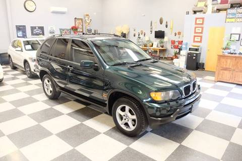 2001 BMW X5 for sale at Santa Fe Auto Showcase in Santa Fe NM