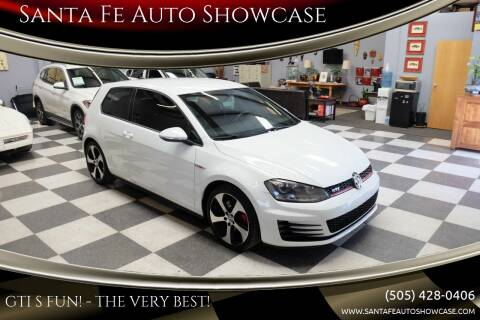 2016 Volkswagen Golf GTI for sale at Santa Fe Auto Showcase in Santa Fe NM