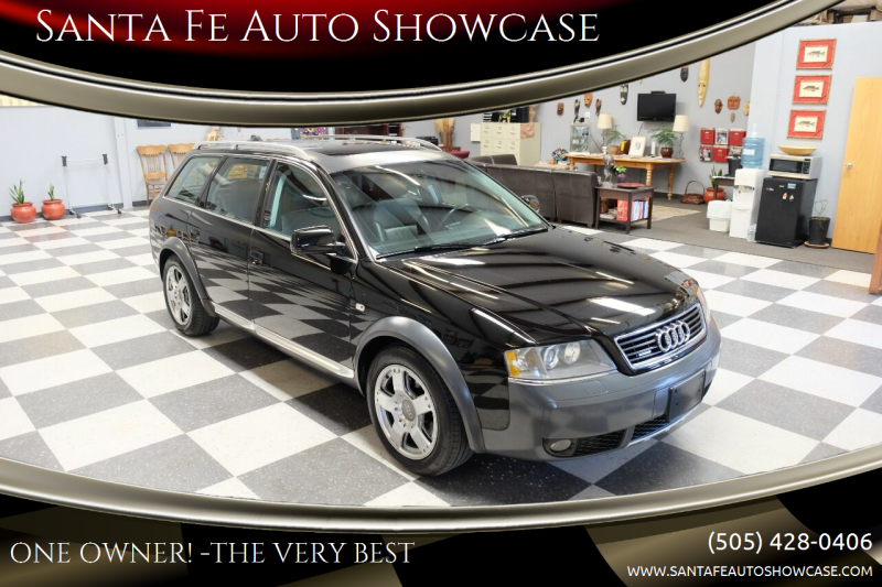 2004 Audi Allroad for sale at Santa Fe Auto Showcase in Santa Fe NM