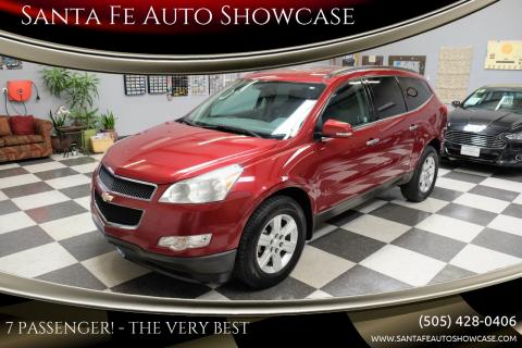 2011 Chevrolet Traverse for sale at Santa Fe Auto Showcase in Santa Fe NM