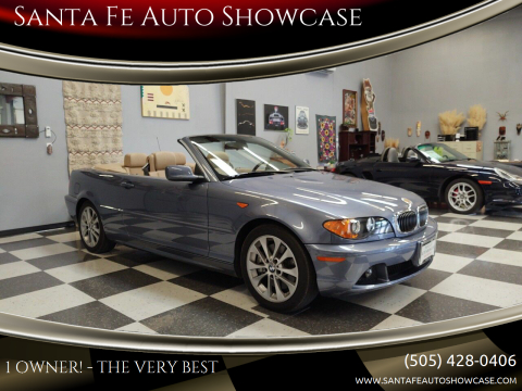 2004 BMW 3 Series for sale at Santa Fe Auto Showcase in Santa Fe NM