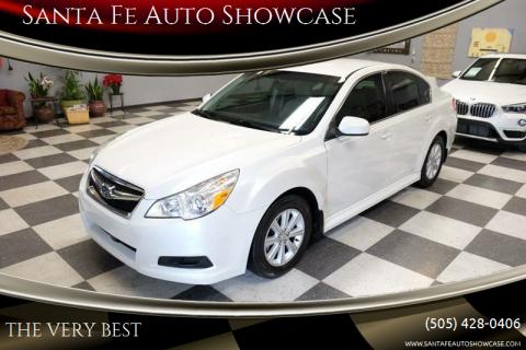 2012 Subaru Legacy for sale at Santa Fe Auto Showcase in Santa Fe NM
