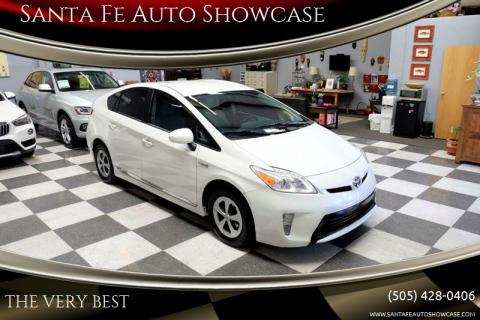 2012 Toyota Prius for sale at Santa Fe Auto Showcase in Santa Fe NM