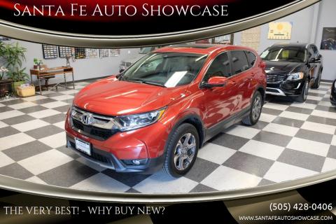 2017 Honda CR-V for sale at Santa Fe Auto Showcase in Santa Fe NM