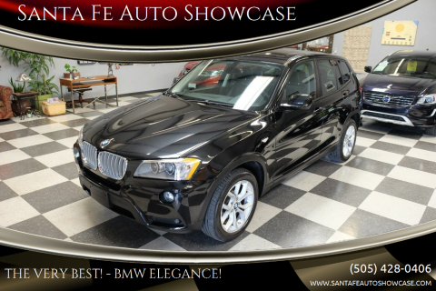 2011 BMW X3 for sale at Santa Fe Auto Showcase in Santa Fe NM