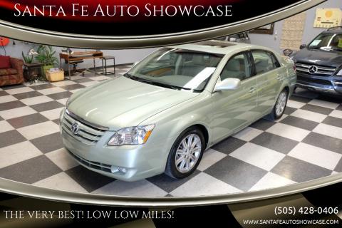 2007 Toyota Avalon for sale at Santa Fe Auto Showcase in Santa Fe NM