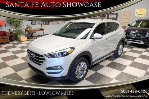 2017 Hyundai Tucson for sale at Santa Fe Auto Showcase in Santa Fe NM