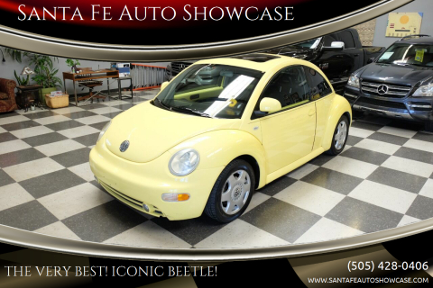 1999 Volkswagen New Beetle for sale at Santa Fe Auto Showcase in Santa Fe NM
