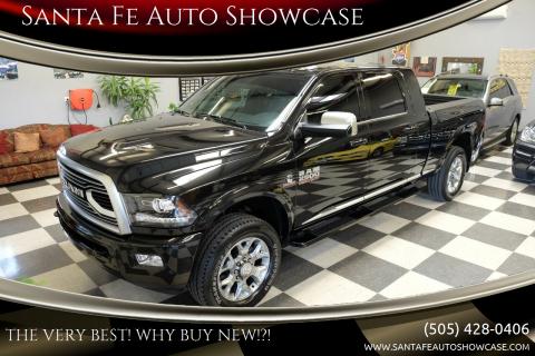 2018 RAM Ram Pickup 2500 for sale at Santa Fe Auto Showcase in Santa Fe NM