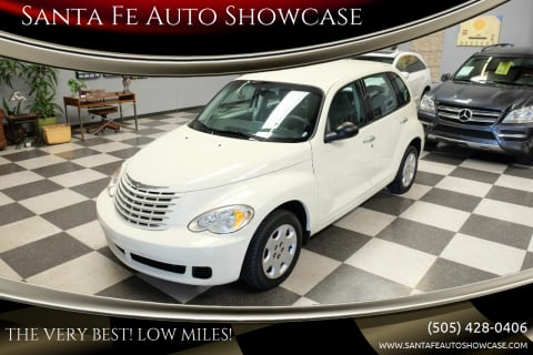 2007 Chrysler PT Cruiser for sale at Santa Fe Auto Showcase in Santa Fe NM
