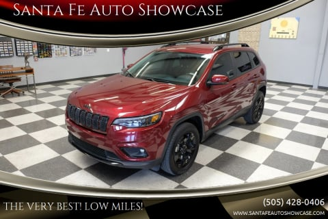 2019 Jeep Cherokee for sale at Santa Fe Auto Showcase in Santa Fe NM