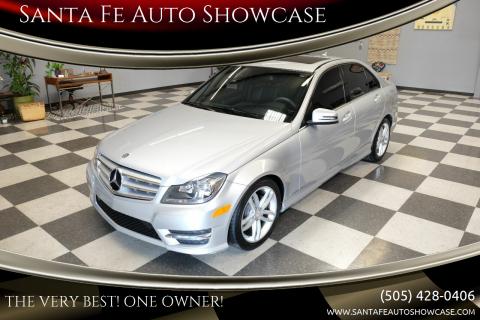 2012 Mercedes-Benz C-Class for sale at Santa Fe Auto Showcase in Santa Fe NM