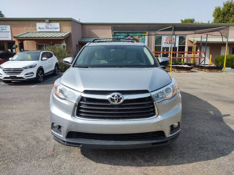 2015 Toyota Highlander for sale at Santa Fe Auto Showcase in Santa Fe NM