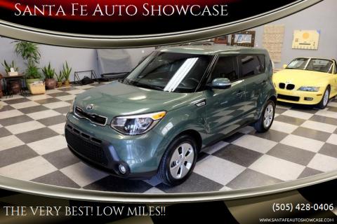 2014 Kia Soul for sale at Santa Fe Auto Showcase in Santa Fe NM