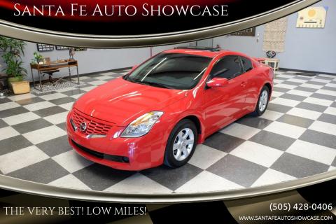 2009 Nissan Altima for sale at Santa Fe Auto Showcase in Santa Fe NM