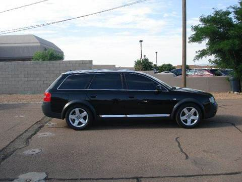 2005 Audi Allroad for sale at Santa Fe Auto Showcase in Santa Fe NM