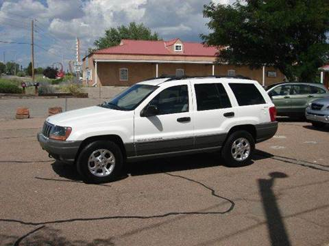 2000 Jeep Grand Cherokee for sale at Santa Fe Auto Showcase in Santa Fe NM