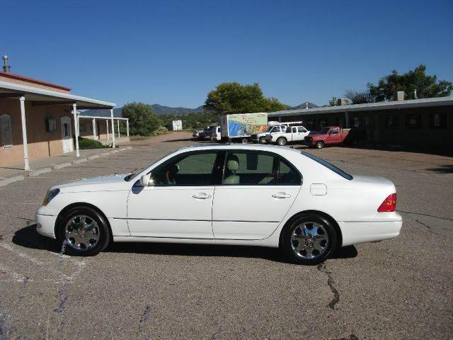 2002 Lexus LS 430 for sale at Santa Fe Auto Showcase in Santa Fe NM