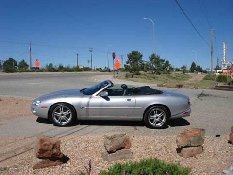 2001 Jaguar XK-Series for sale at Santa Fe Auto Showcase in Santa Fe NM