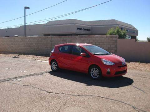 2012 Toyota Prius c for sale at Santa Fe Auto Showcase in Santa Fe NM