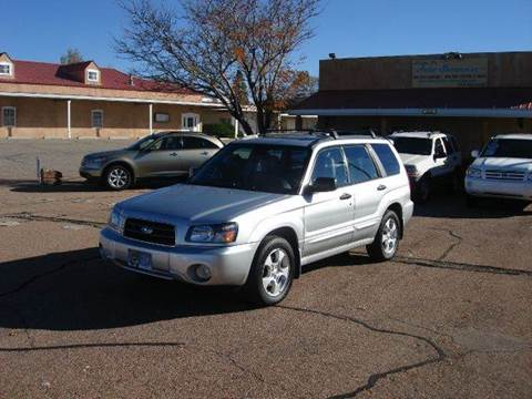 2003 Subaru Forester for sale at Santa Fe Auto Showcase in Santa Fe NM