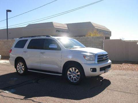 2008 Toyota Sequoia for sale at Santa Fe Auto Showcase in Santa Fe NM