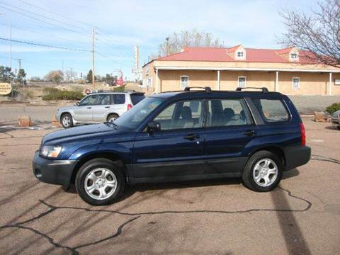 2005 Subaru Forester for sale at Santa Fe Auto Showcase in Santa Fe NM