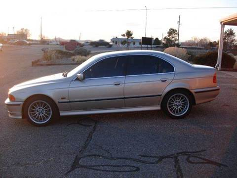 1998 BMW 5 Series for sale at Santa Fe Auto Showcase in Santa Fe NM