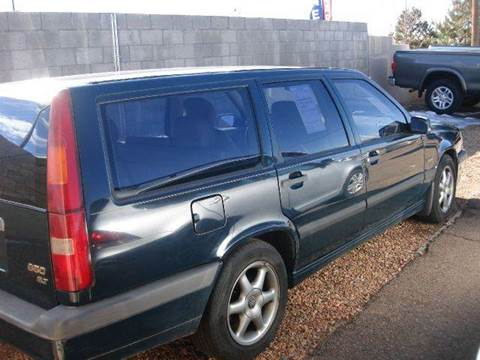 1995 Volvo 850 for sale at Santa Fe Auto Showcase in Santa Fe NM