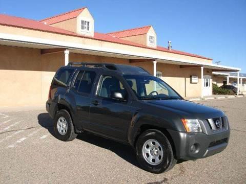 2007 Nissan Xterra for sale at Santa Fe Auto Showcase in Santa Fe NM