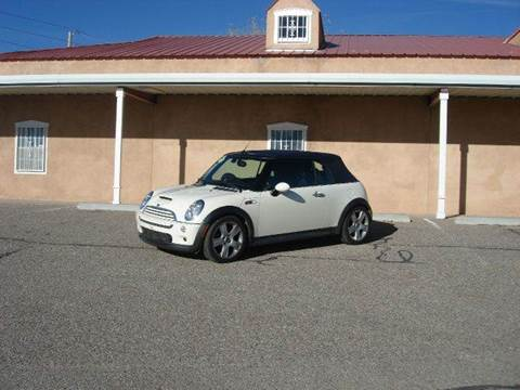 2006 MINI Cooper for sale at Santa Fe Auto Showcase in Santa Fe NM