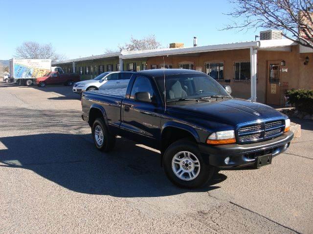 2002 Dodge Dakota for sale at Santa Fe Auto Showcase in Santa Fe NM
