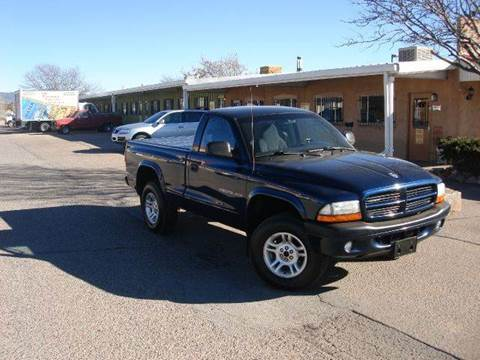 2002 Dodge Dakota for sale at Santa Fe Auto Showcase in Santa Fe NM