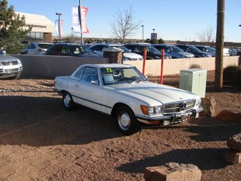 1973 Mercedes-Benz SL-Class for sale at Santa Fe Auto Showcase in Santa Fe NM