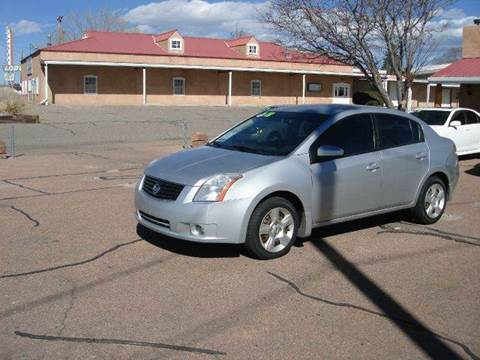2008 Nissan Sentra for sale at Santa Fe Auto Showcase in Santa Fe NM