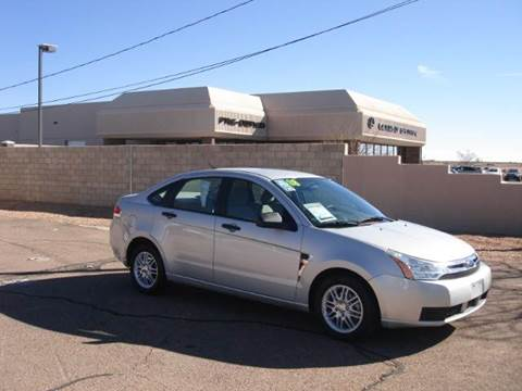 2008 Ford Focus for sale at Santa Fe Auto Showcase in Santa Fe NM