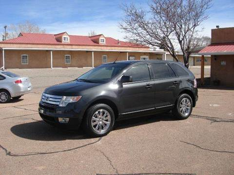 2007 Ford Edge for sale at Santa Fe Auto Showcase in Santa Fe NM
